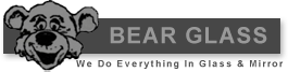 Bear Glass logo